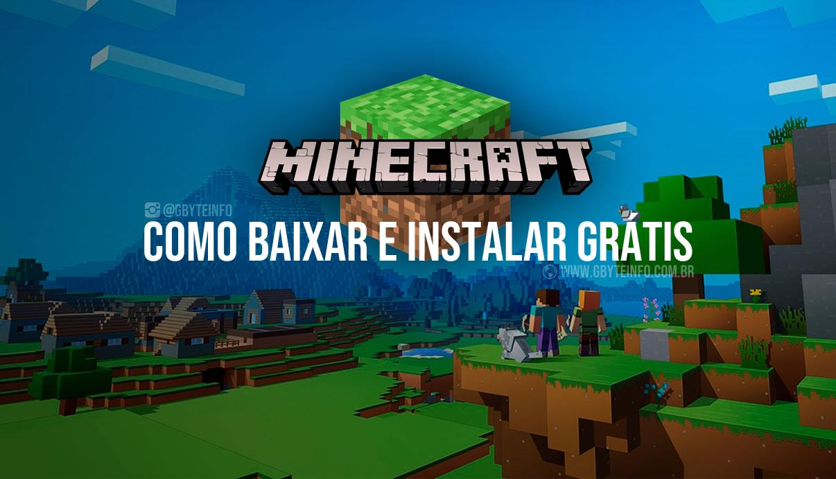 Como baixar Minecraft Grátis no PC 9 - Dicas, Mods e muito mais